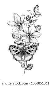Lilly tattoo Lily Tattoos