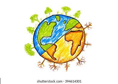 3 502 Global Warming Global Warming Cartoons Images Royalty Free