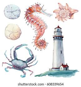 Swell Lighthouse Clipart Images Stock Photos Vectors Shutterstock Interior Design Ideas Pimpapslepicentreinfo