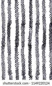 Hand drawn striped pattern. textured illustration.