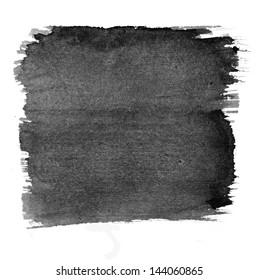 Hand Drawn Watercolor Grunge background. Raster Illustration