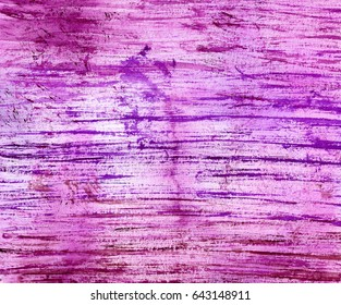 hand made shabby abstract watercolor background in pink and purple colors