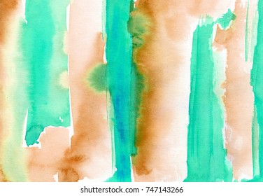 hand made watercolor wash texture, abstract painted background