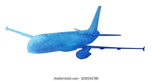 Boyama Uçak Görseller Stok Fotoğraflar Ve Vektörler Shutterstock