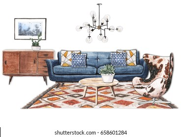 Terrific 60S Furniture Images Stock Photos Vectors Shutterstock Caraccident5 Cool Chair Designs And Ideas Caraccident5Info