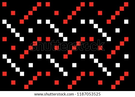 Handcraft Design Clothing Wrapping Paper Cover Stock Illustration