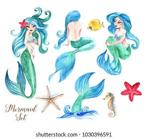 Mermaid Drawing Images Stock Photos Vectors Shutterstock