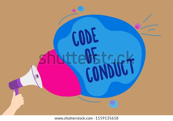Code Clipart Conduct - Should Learners Be Involved In Making Class Rules -  Free Transparent PNG Clipart Images Download