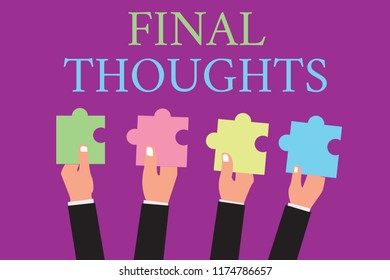 final thoughts images stock photos vectors shutterstock