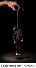 Hanged people