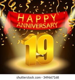 19th Birthday Images Stock Photos Amp Vectors Shutterstock