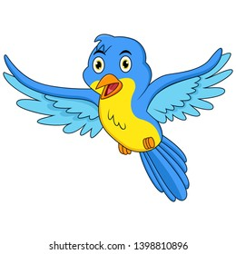 Bird Cartoon Images, Stock Photos & Vectors   Shutterstock