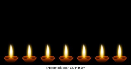 Happy Diwali, Lightning festival