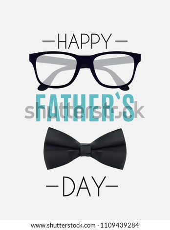 e8499e6f9d9 Happy Fathers Day Background Best Dad Stock Illustration 1109439284 ...