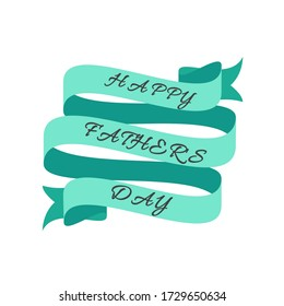 happy fathers Day greeting card