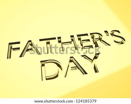 Happy fathers day message engraving celebrations stock illustration happy fathers day message in engraving for celebrations concepts or cards greetings m4hsunfo