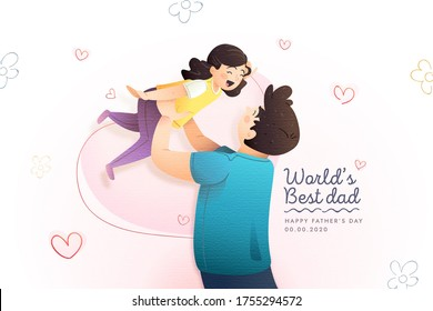 Happy Father's Day Wishes, Greeting Card , Background Images etc