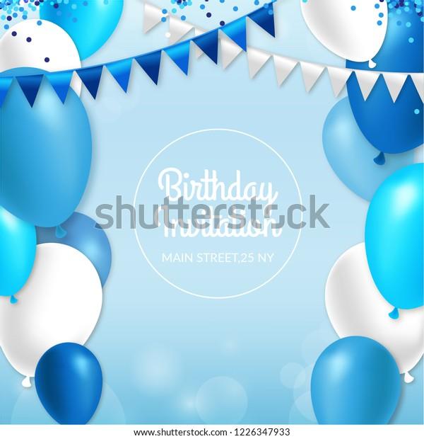 картинки фоны приглашения на день рождения травм один раз
