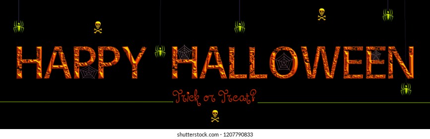 Happy Holliday - Trick or Treat?
