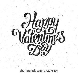 yurlick s portfolio on shutterstock 19th Birthday happy valentines day typography text on white subtle grunge background hand drawn lettering inscription for