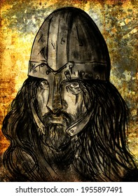 Harald III Sigurdsson also known as Harald the Ruthless,  king of Norway.