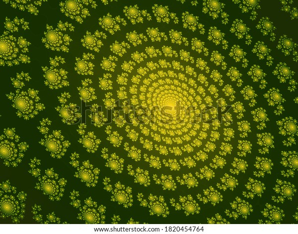 harmonious-image-invented-fractal-spiral