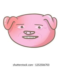 Meme Pig Images Stock Photos Vectors Shutterstock
