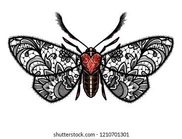 Hart butterfly rubins