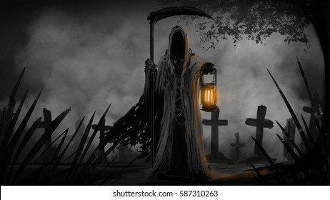 Royalty Free Grim Reaper Images Stock Photos Vectors Shutterstock