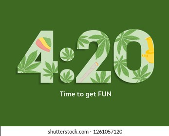 Have fun guys. Happy 4:20 the day of smoking weed.