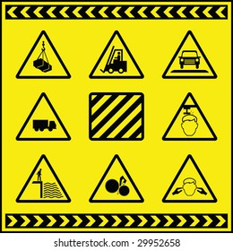 Hazard Warning Signs 1