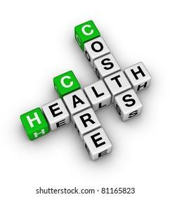 health care costs crossword