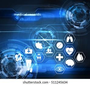 health care futuristic technology
