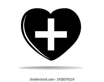 Health Care and Medical line Icon Design isolated on a white background. Emergency line symbol Illustration icon. Simple pictograms for mobile concept and web apps.