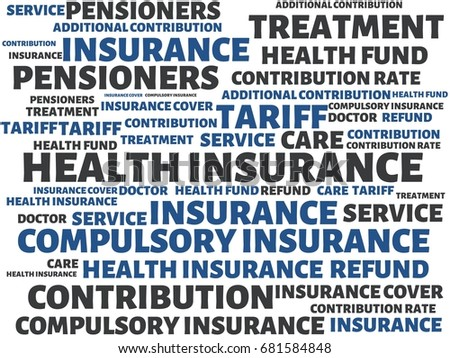health insurance topics for project
