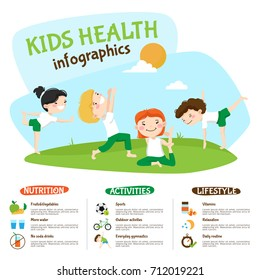 Child Health Infographic High Res Stock Images Shutterstock