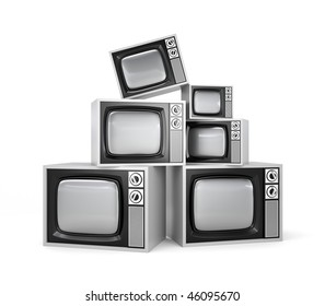 Heap of Retro TV