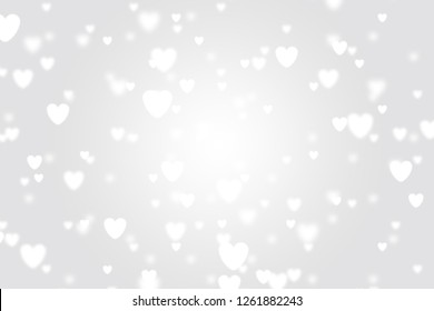 White Heart Wallpaper Images Stock Photos Vectors Shutterstock