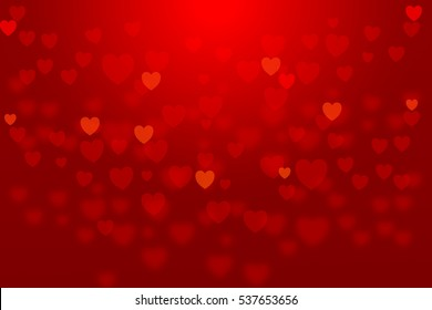heart texture love background red