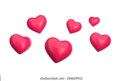 Hearts Float