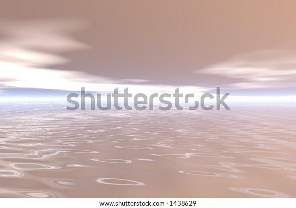 heavens waters