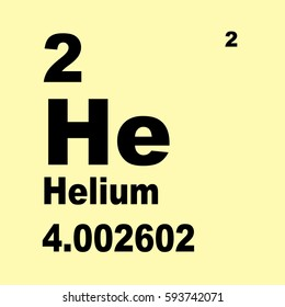 Helium periodic table elements stock illustration 593742080 helium periodic table of elements urtaz Image collections