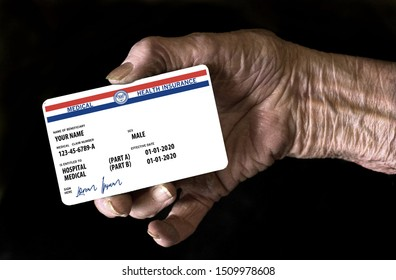 New Medicare Card 2020.Imagenes Fotos De Stock Y Vectores Sobre Medicare Cards