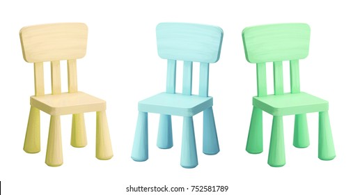 hi resolution 3D furniture with sketch touch up
