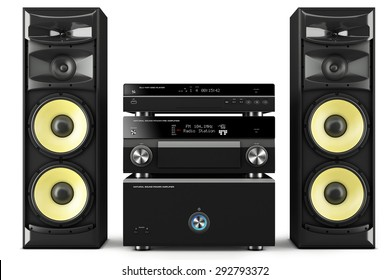 Sound System Images Stock Photos Vectors Shutterstock