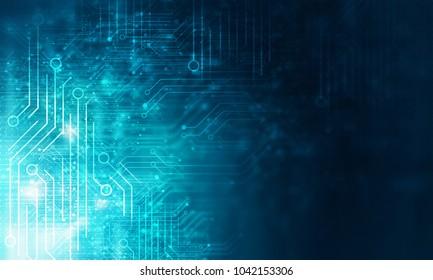 High computer technology