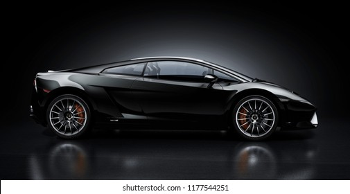 Lamborghini Concept Stock Illustrations Images Vectors Shutterstock