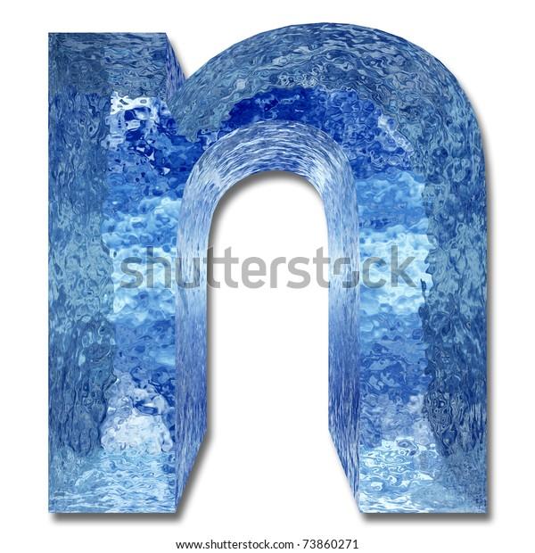 Font SUMMER natural or white