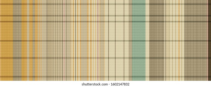 High Resolution A ethnic checks border design. A beautiful border with antique color scheme. Digital And Textile Four Side Border