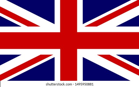 High Resolution Great Britain, United Kingdom Flag. UK Texture.